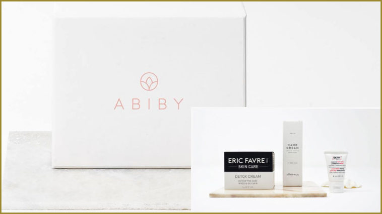 Scopri la Beauty Box Abiby e ricevila a casa