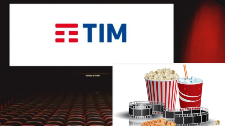 Concorso Tim Cinema: vinci un anno di film gratis