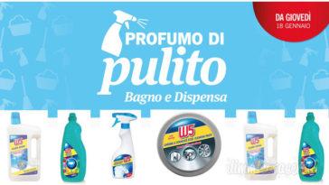 Offerte Lidl: profumo di pulito