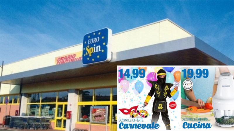 Costumi e accessori per Carnevale da Eurospin!