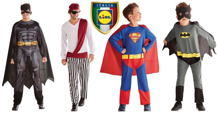 Costumi Halloween 2019 Lidl.Offerte Lidl Per Il Carnevale Nuovo Volantino Dimmicosacerchi