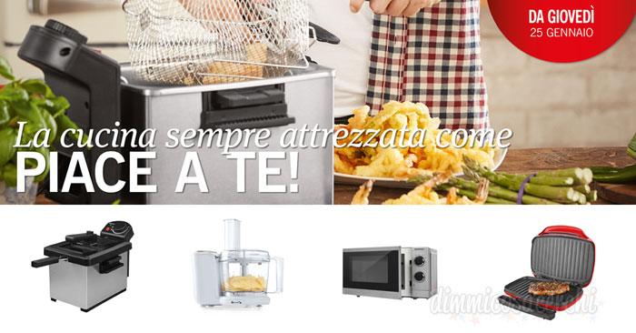 Offerte per la cucina LIDL: elettrodomestici scontatissimi ...