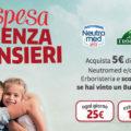 """Concorso """"La spesa è senza pensieri"""": vinci 1.000€ di spesa!"""