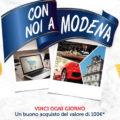 """Concorso Fini """"Con Noi a Modena"""""""
