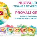 """Lipton """"provali Gratis"""": ecco come aderire"""