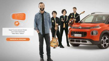 Partecipa al concorso Citroën e vinci gratis un viaggio