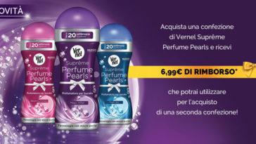 Soddisfatti o rimborsatiVernel Suprême Perfume Pearls