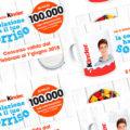 Merendine Kinder: vinci 100.000 tazze personalizzabili
