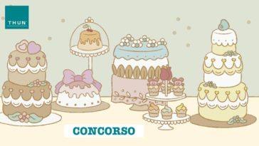 Concorso Thun: vinci 7 torte personalizzabili da 500,00€ l'una!