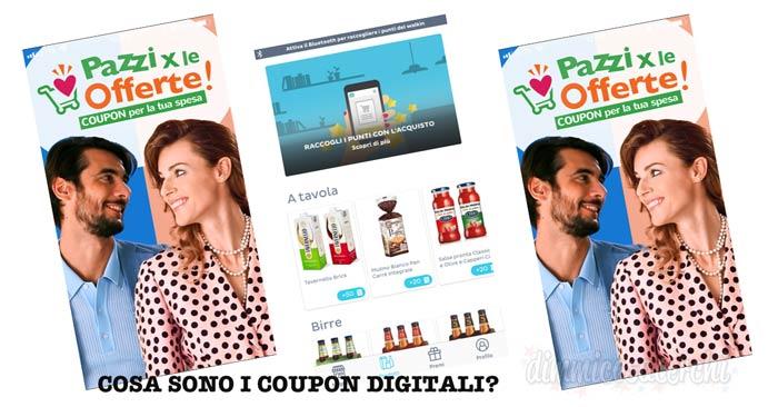 Cosa sono i coupon digitali?