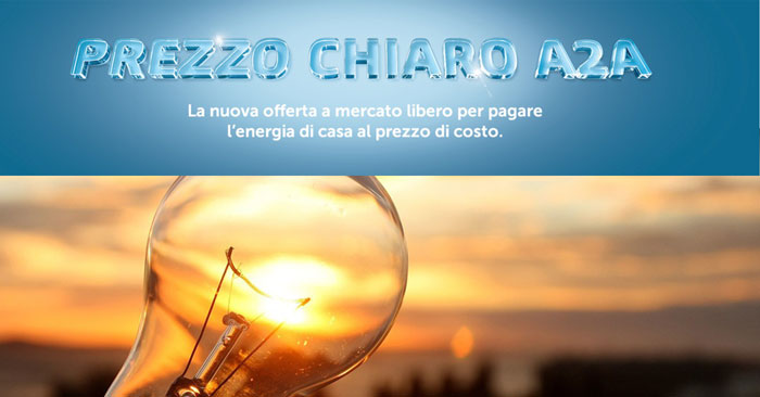 offerta energia prezzo chiaro