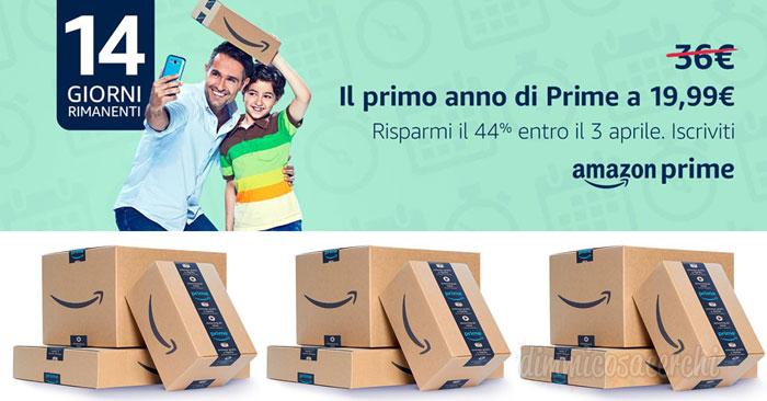 Amazon Prime aumenta il prezzo
