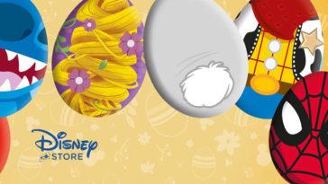 Caccia alle uova Disney: vinci sconti!