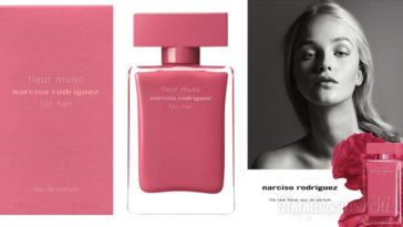 Campione omaggio Her Fleur Musc by Narciso Rodriguez