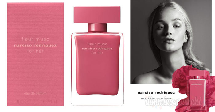 Campione omaggio Her Fleur Musc by Narciso Rodriguez