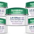 Candidati per testare la Crema Antirughe Filler della linea Lift Effect 4D di Somatoline Cosmetic