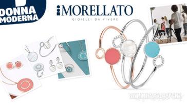 Concorso Donna Moderna: vinci parure Morellato