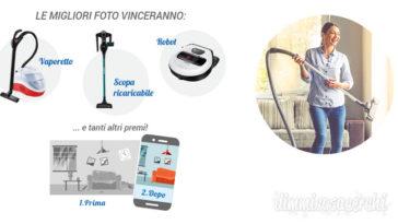 """Concorso """"Scatta e vinci Unieuro"""": vinci iRobot (vale 699,00€) e altri premi"""