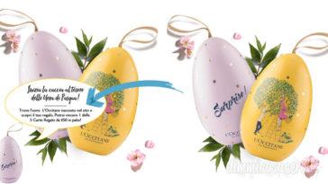 Concorso di Pasqua L'Occitane: vinci carte regalo!