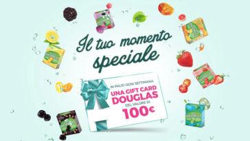 Dietorelle: vinci gift card Douglas da 100,00€