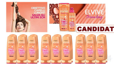 Diventa tester linea Elvive Dream