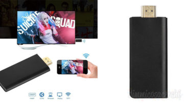Dongle per Collegare Smartphone Tablet iPhone iPad alla TV