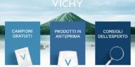 Iscriviti (gratis) a My Vichy