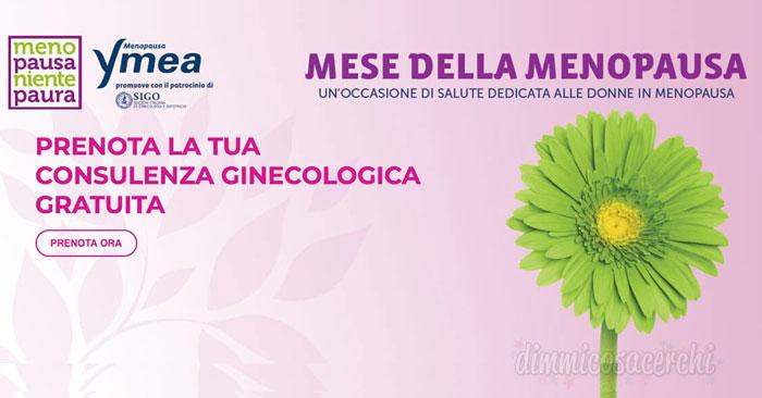 Mese della menopausa: visite ginecologiche gratuite