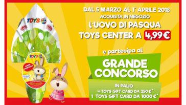 Uova di Pasqua Toys center