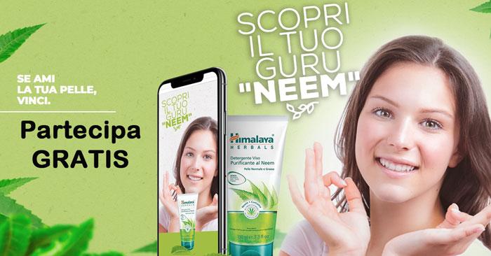 Vinci iPhoneX con i prodotti Himalaya Herbals: partecipa gratis!