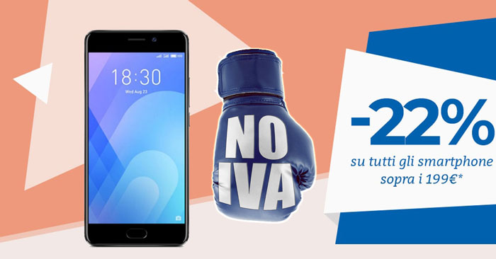 "Weekend ""No IVA"" Unieuro su smartphone, pc e tablet"