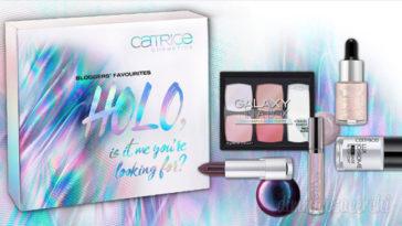 Concorso Catrice: vinci 10 Holo box contenenti 9 prodotti make-up