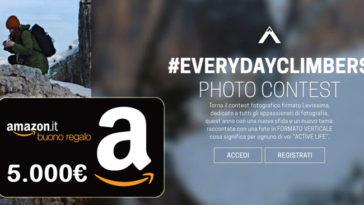 Concorso fotografico Levissima: vinci buono Amazon da 5.000€ e viaggi!