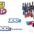 Concorso STP: vinci buono carburante dal valore di 1.000 euro