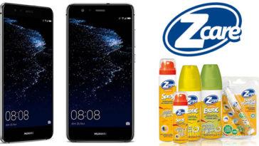 Concorso Z-care: vinci Huawei e buono regalo Mediaworld da 5.000€!