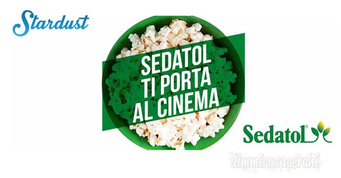 Sedatol ti porta al cinema: richiedi il tuo buono!