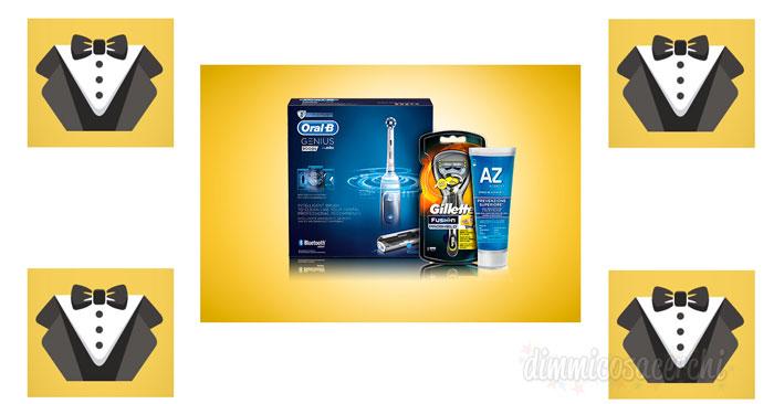 Festa del papà: vinci gratis un kit di prodotti da 311,98€!