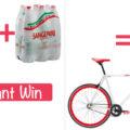 Acqua Sangemini: vinci 60 Biciclette Olmo Sangemini