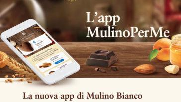 App MulinoPerMe: la nuova applicazione di Mulino Bianco