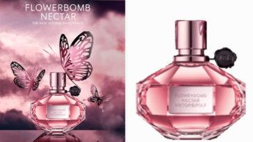 Campione omaggio Flowerbomb Nectar