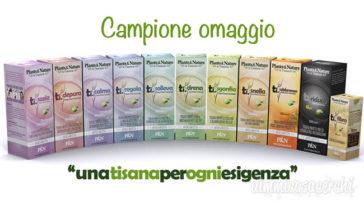 """Campione omaggio Plants&Nature """"Tisana ti.drena"""""""