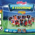 Cereali Kellogg's: in regalo le figurine Panini + poster omaggio