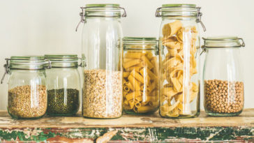 Come conservare correttamente gli alimenti