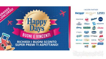 Concorso Happy Days di Caddy's