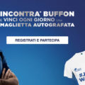 Concorso Head & Shoulders: vinci la maglietta autografata da Buffon