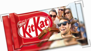 """Concorso KitKat """"My selfie break"""""""