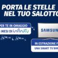 Concorso Quasar 2018: vinci Smart Tv Samsung