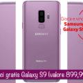 """Concorso Vodafone """"Shake&Play"""": vinci 10 Samsung Galaxy S9 ogni giorno"""
