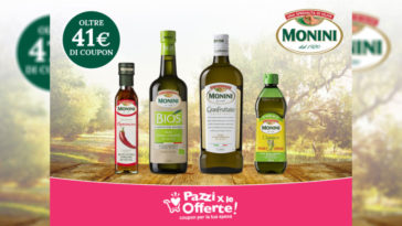 Coupon Olio Monini