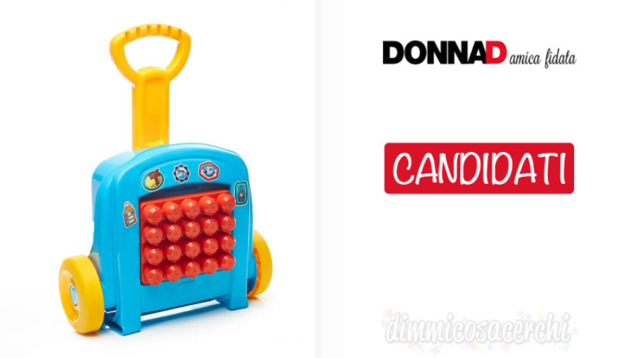 Donnad: diventa tester dei giochi MegaBlocks per bambini